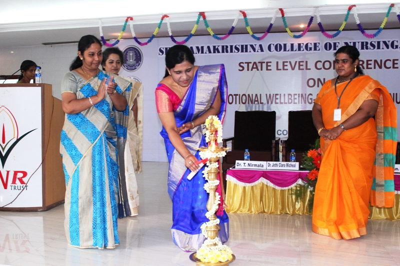 Inauguration of the conference on Emotional Wellbeing