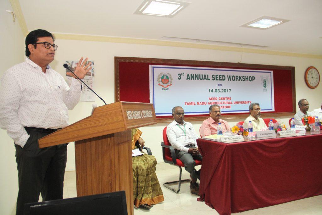 Dr.M.Bhaskaran, Vice-Chancellor, TNOU, Chennai