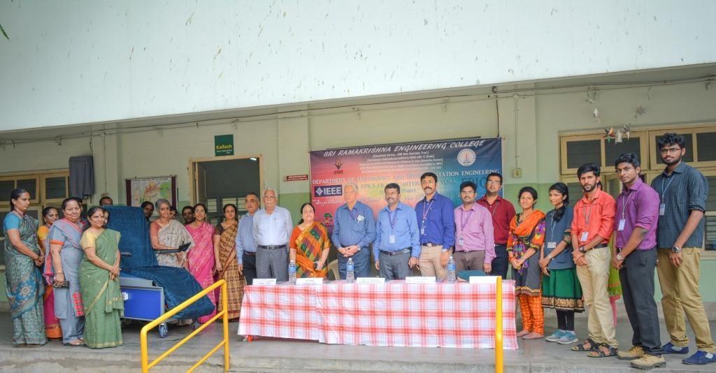 With Principal & CE