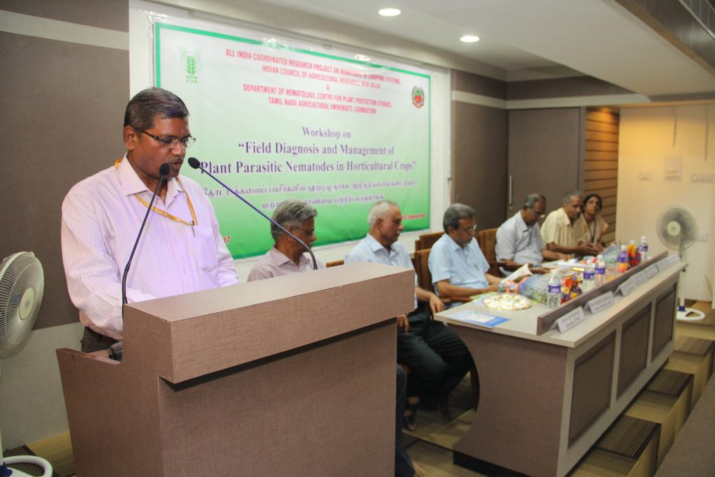 Dr. A K Sinha, Plant Protection Advisor to Govt. of India, Ministry of Agriculture