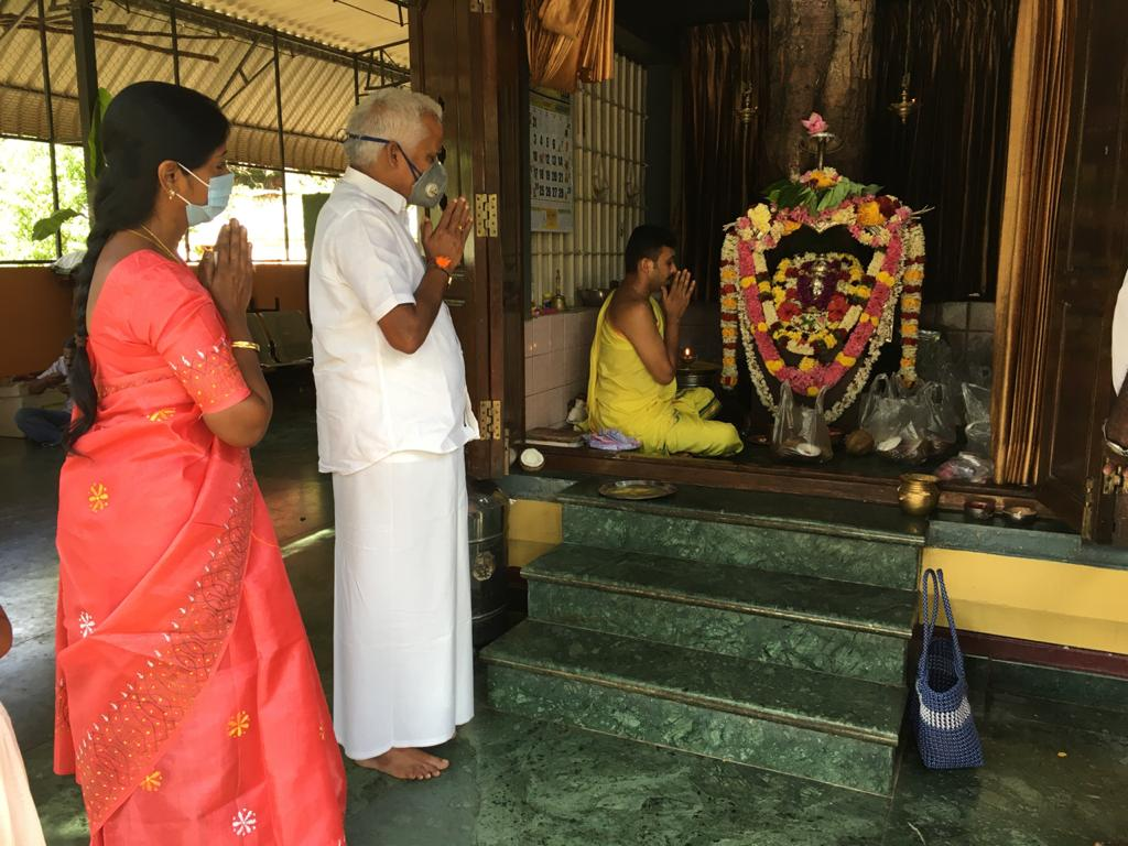 Professor P Kanagasabapathi: Lord Vinayagar is the remover of obstacles