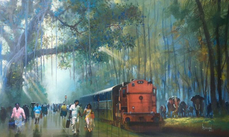 Kovai intercity express