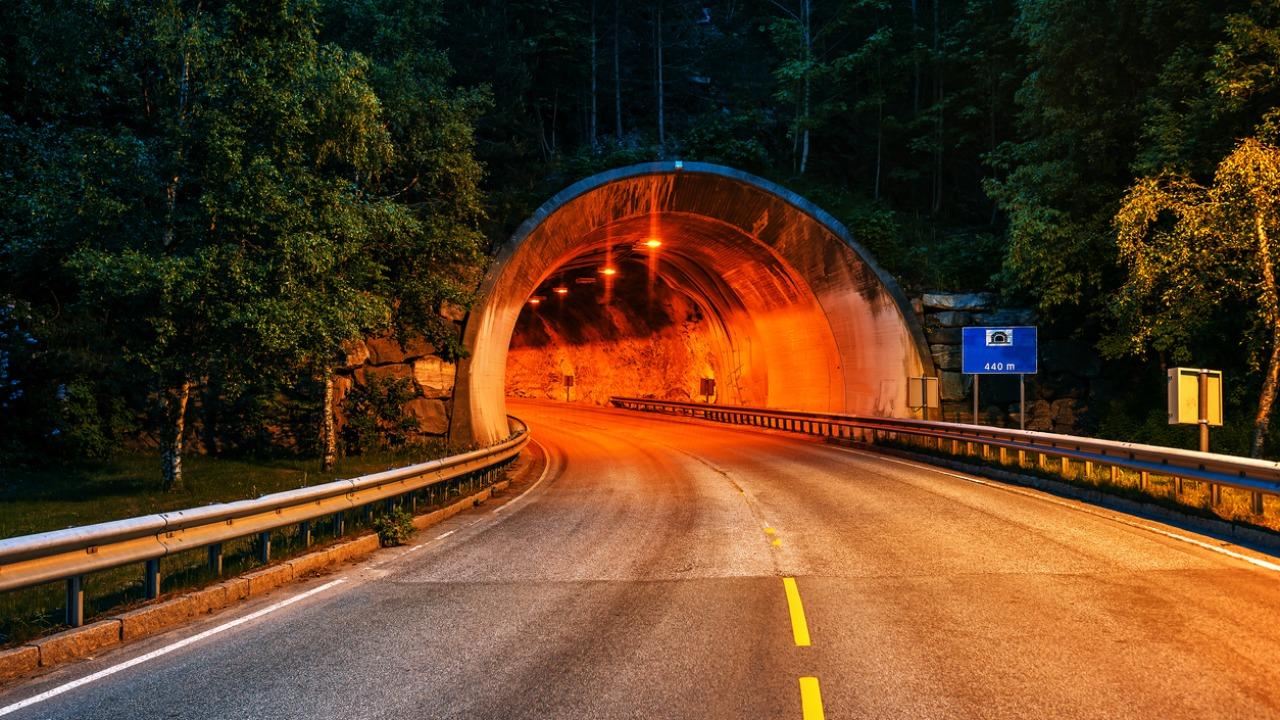 Kuthiran tunnel